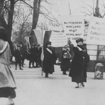 Image of National Woman's Party Photograph Collection - 1917.001.055