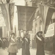 Image of National Woman's Party Photograph Collection - 1917.001.071.01