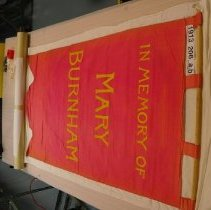 Image of National Woman's Party Textile Collection - 1913.206a