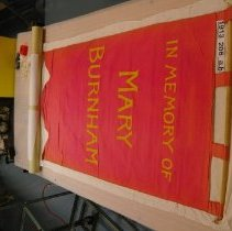 Image of National Woman's Party Textile Collection - 1913.206b
