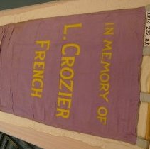 Image of National Woman's Party Textile Collection - 1913.222a