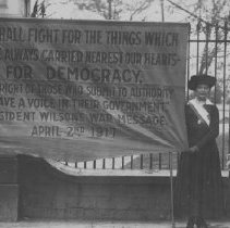 Image of National Woman's Party Photograph Collection - 1917.001.110