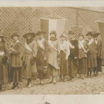 Image of National Woman's Party Photograph Collection - 1917.001.200.01