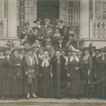 Image of Photographic Records of the National Woman's Party-Action Photos - 1918.001.001