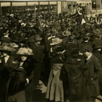 Image of Photographic Records of the National Woman's Party-Action Photos - 1919.001.014