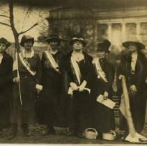 Image of Photographic Records of the National Woman's Party-Action Photos - 1919.001.023