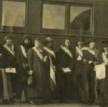 Image of Photographic Records of the National Woman's Party-Action Photos - 1919.001.031