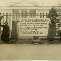 Image of National Woman's Party Photograph Collection - 1919.001.093.02