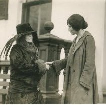 Image of Photographic Records of the National Woman's Party-Action Photos - 1921.001.032.01