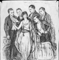 Image of Nina Allender Political Cartoon Collection - 1910.012.004