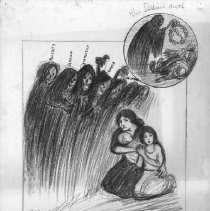 Image of Nina Allender Political Cartoon Collection - 1914.007.005