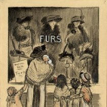 Image of Nina Allender Political Cartoon Collection - 1914.007.007