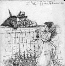 Image of Nina Allender Political Cartoon Collection - 1915.002.009