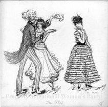 Image of Nina Allender Political Cartoon Collection - 1915.002.010