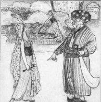 Image of Nina Allender Political Cartoon Collection - 1915.002.017