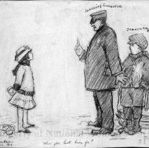 Image of Nina Allender Political Cartoon Collection - 1915.002.019