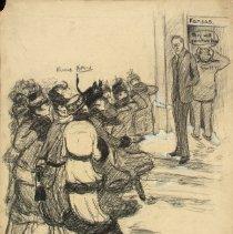 Image of Nina Allender Political Cartoon Collection - 1916.003.005