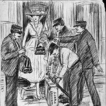 Image of Nina Allender Political Cartoon Collection - 1916.003.014