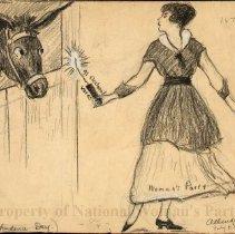 Image of Nina Allender Political Cartoon Collection - 1916.003.017
