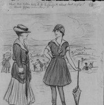 Image of Nina Allender Political Cartoon Collection - 1916.003.023
