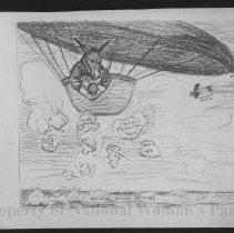 Image of Nina Allender Political Cartoon Collection - 1916.003.024