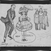 Image of Nina Allender Political Cartoon Collection - 1916.003.025