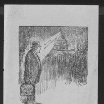 Image of Nina Allender Political Cartoon Collection - 1916.003.026