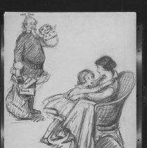 Image of Nina Allender Political Cartoon Collection - 1917.002.007