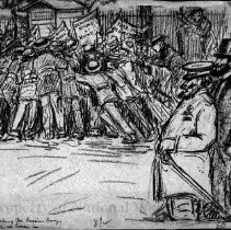 Image of Nina Allender Political Cartoon Collection - 1917.002.012