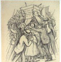 Image of Nina Allender Political Cartoon Collection - 1917.002.019