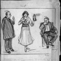Image of Nina Allender Political Cartoon Collection - 1918.002.002