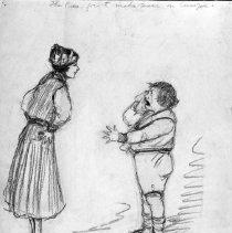 Image of Nina Allender Political Cartoon Collection - 1918.002.032