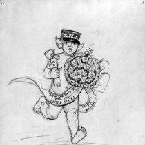 Image of Nina Allender Political Cartoon Collection - 1919.002.001