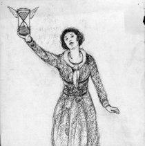 Image of Nina Allender Political Cartoon Collection - 1919.002.002