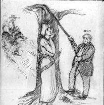 Image of Nina Allender Political Cartoon Collection - 1919.002.008