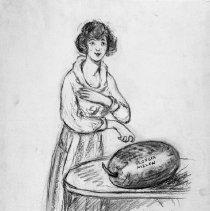 Image of Nina Allender Political Cartoon Collection - 1919.002.013