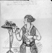 Image of Nina Allender Political Cartoon Collection - 1919.002.017