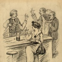 Image of Nina Allender Political Cartoon Collection - 1919.002.018