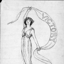 Image of Nina Allender Political Cartoon Collection - 1920.003.008