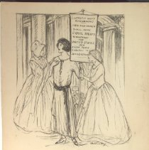 Image of Nina Allender Political Cartoon Collection - 1923.002.004