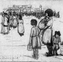 Image of Nina Allender Political Cartoon Collection - 1925.001.001