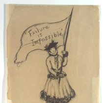 Image of Nina Allender Political Cartoon Collection - 1925.001.002