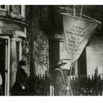 Image of National Woman's Party Photograph Collection - 1917.001.185.06