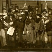 Image of Photographic Records of the National Woman's Party-Action Photos - 1919.001.060.01
