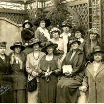 Image of Photographic Records of the National Woman's Party-Action Photos - 1919.001.069