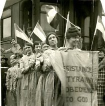 Image of National Woman's Party Photograph Collection - 1919.001.128.02