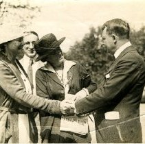 Image of Photographic Records of the National Woman's Party-Action Photos - 1920.001.035.03
