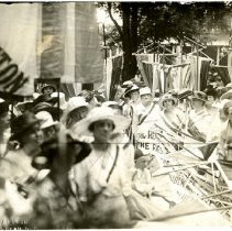Image of Photographic Records of the National Woman's Party-Action Photos - 1920.001.048.02