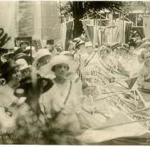 Image of Photographic Records of the National Woman's Party-Action Photos - 1920.001.048.01