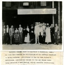 Image of Photographic Records of the National Woman's Party-Action Photos - 1920.001.056.01